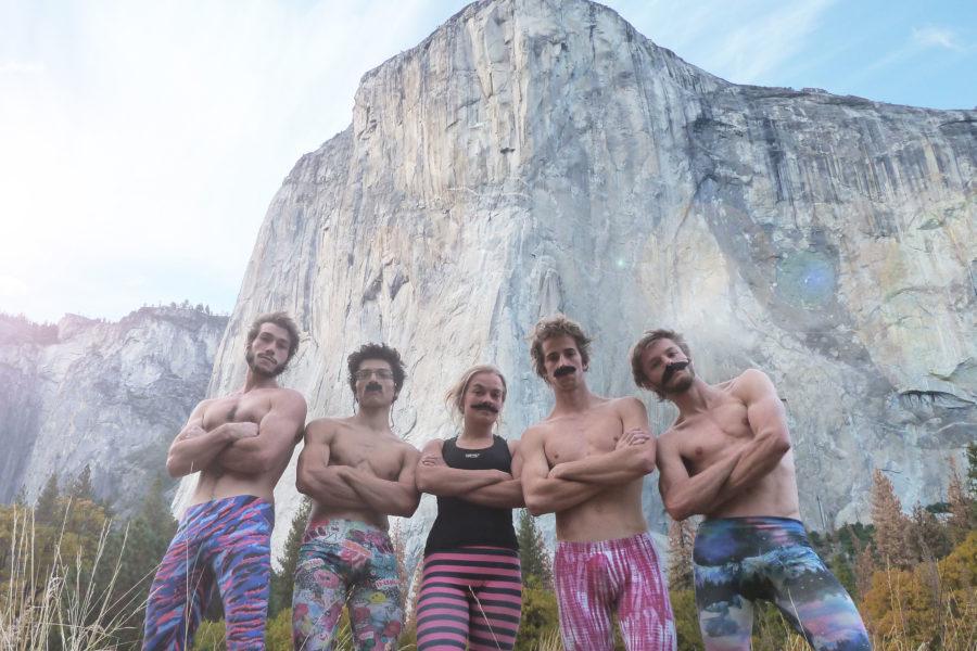 Le petit poucet au Yosemite